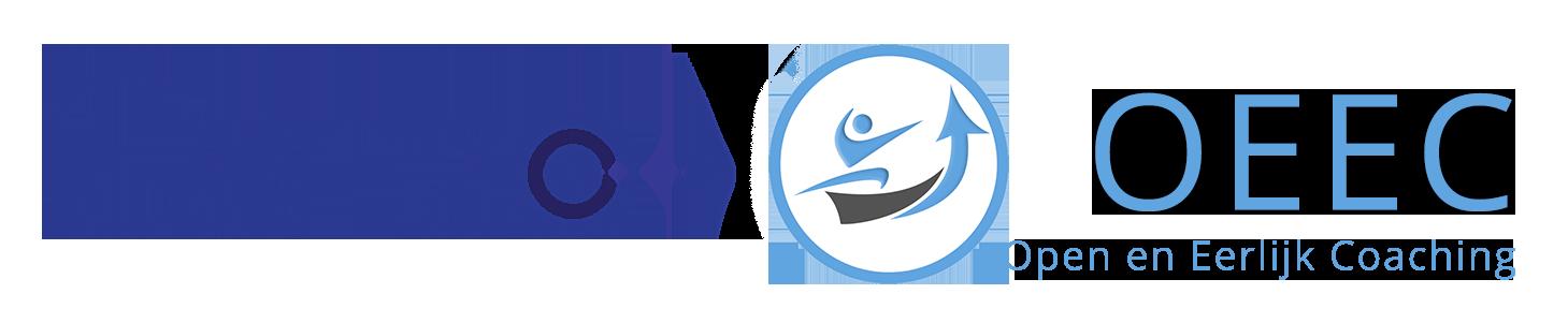 Samenwerkingslogo tussen Open en Eerlijk Coaching en Cenzo Centraal Netwerk Zorg